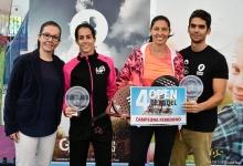 Open de Padel Barcelo 2017 campeonas fed fem premio