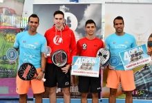 Open de Padel Barcelo 2017 finalistas masc fed premios