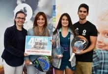 Open de Padel Barcelo 2017 subcampeonas fem federadas premio