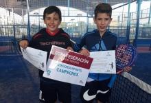 18-05-12 CFM-CR NUDOS Campeon infantil