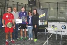 Finalistas Jose Antonio Trujillo y Diego Rosell