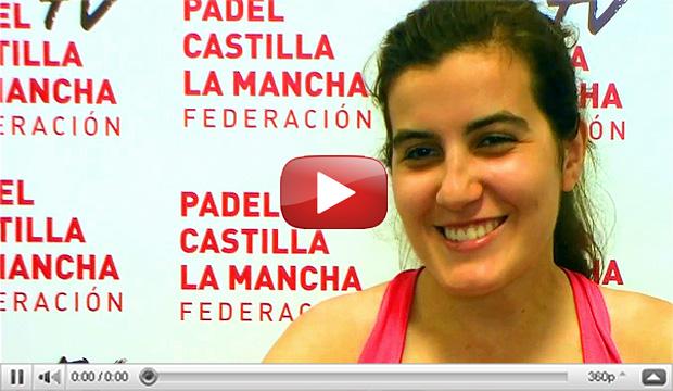 Entrevista a Paula Letón, campeona regional absoluta femenina de CLM