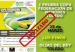 1ª Prueba Copa Federación de Menores 2019 Toledo Los Pinos