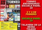 Torneo Aniversario Escuela Padel 10