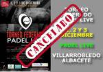 III Torneo Federado Padel Live Villarrobledo