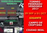 Torneo Federado Vendimia 2017