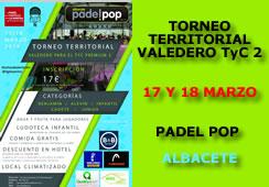 TORNEO TERRITORIAL VALEDERO TyC 2