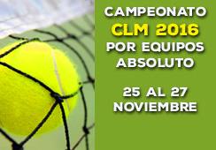 CAMPEONATO CLM POR EQUIPOS ABSOLUTO 2016