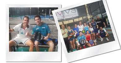 Fotos del Campeonato Regional Absoluto celebrado en la Escuela de Pádel Albacete