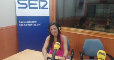 Entrevista en la Cadena Ser a Luisa Real, Delegada de la FPCLM en Albacete