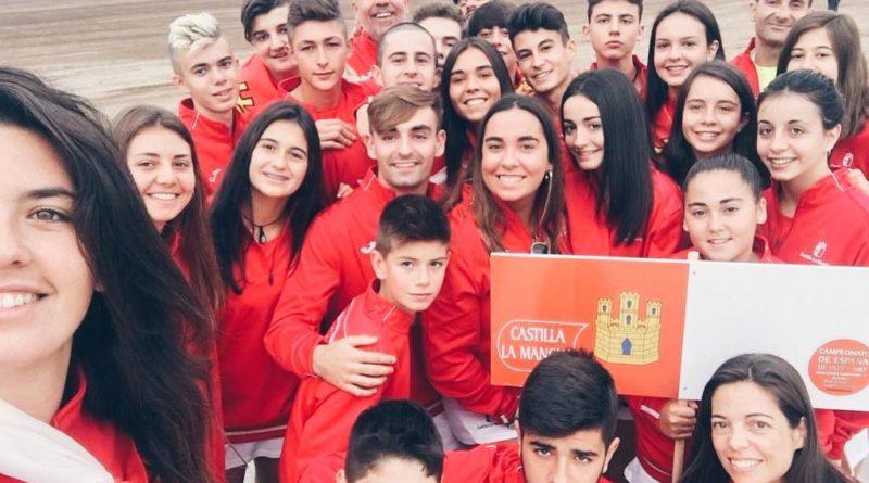 Nuestros menores en el Campeonato de España de Selecciones Autonómicas