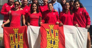 Como vivió la Seleccion Femenina de Pádel de Castilla La Mancha el Campeonato de España de Selecciones