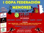 La Reja Pádel será donde se disputará la primera prueba de la Copa Federación de Menores en Toledo