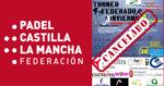 Se cancela el Torneo Federado de Invierno de La Reja Pádel por falta de inscripciones