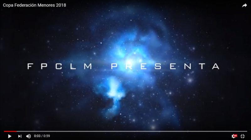 Nuevo Video Promocional de la Copa Federación de Menores
