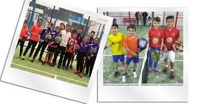 Album de Fotos de la Copa Federacion de Menores en La Reja Pádel