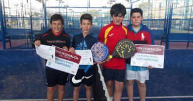 La 5ª prueba de la Copa Federación de Menores de Ciudad Real se celebró el pasado 11 de mayo