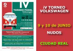 IV Torneo VolksWagen – Tresa Automoción