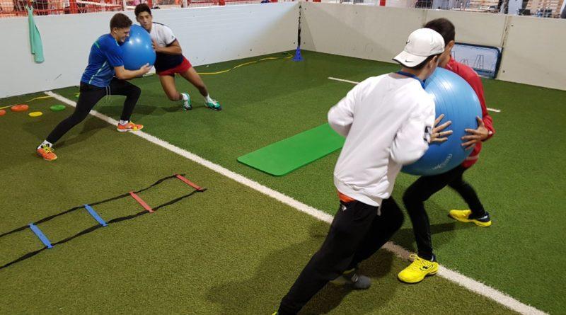 3ª Concentración de Menores y Tecnificación premio de Copa Federación
