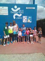 La última prueba de la Copa Federación de Menores se celebró en Almansa