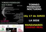 Torneo Federado Nocturno La Sede 2018