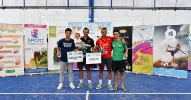 V Edición del Open de Pádel Trofeo Barceló