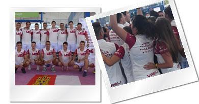 Album de fotos del Campeonato de España de Pádel por Selecciones Autonómicas