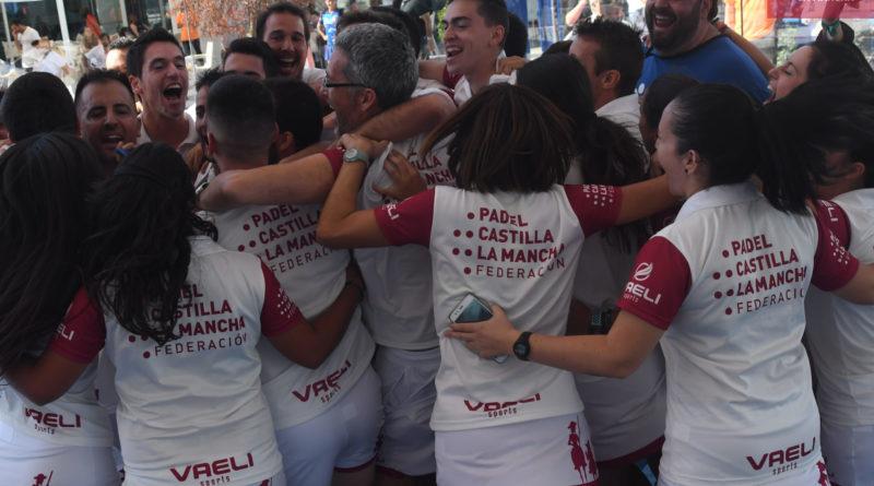 La Selección Masculina de la FPCLM consigue el ascenso a primera división