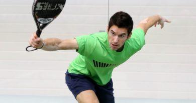 Toni Cardona casi se cuela en la previa del Vigo Open 2019