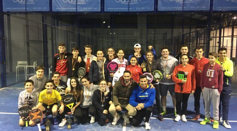 Campeonato Regional CLM de Menores por Equipos 2018