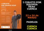 I Circuito por Equipos HEAD – Cuenca – 1ª Prueba: Padelea