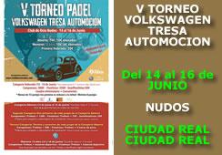 V Torneo Volkswagen Tresa Automoción