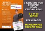 I Circuito Head por Equipos Ciudad Real:  4ª Prueba