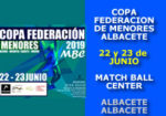 Copa Federación de Menores Albacete MBC
