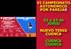 VI Campeonato Autonómico  Absoluto por Parejas de Castilla La Mancha