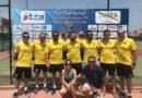 Gratificante experiencia para el Club de Pádel Malena en la Fase Final Nacional de la Liga por equipos, disputada en Alfalfar (Valencia)
