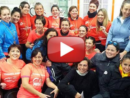 1ª prueba del circuito de pádel de Cuenca 2015