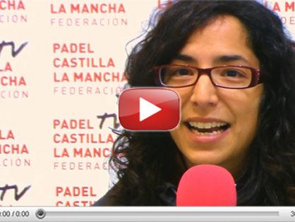 ENTREVISTA A MARTA SOLÍS: SELECCIONADORA FEMENINA DE PÁDEL DE CLM