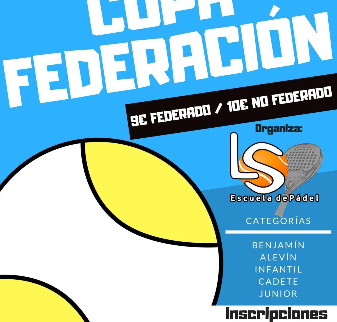 Almansa se une a la fiesta de la Copa Federación de Menores