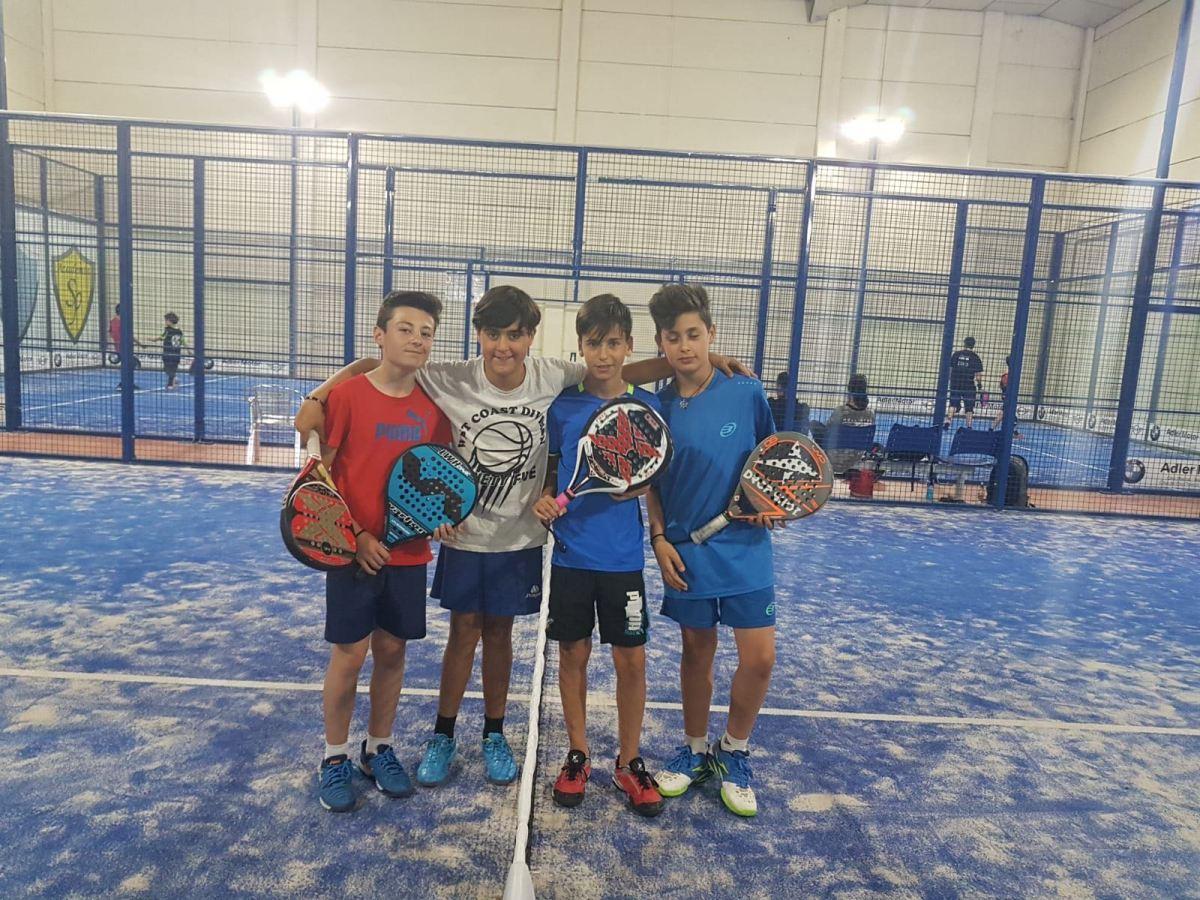 4ª Prueba de la Copa Federación de Menores en Toledo: Señorío del Pádel  (Illescas)