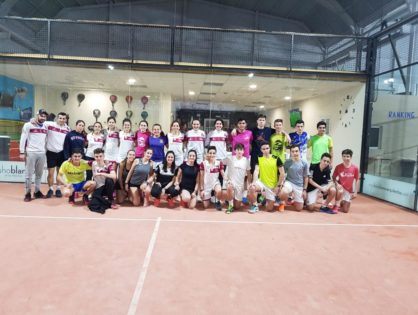 La segunda Tecnificación de Menores de la FPCLM se celebró en Villarrobledo