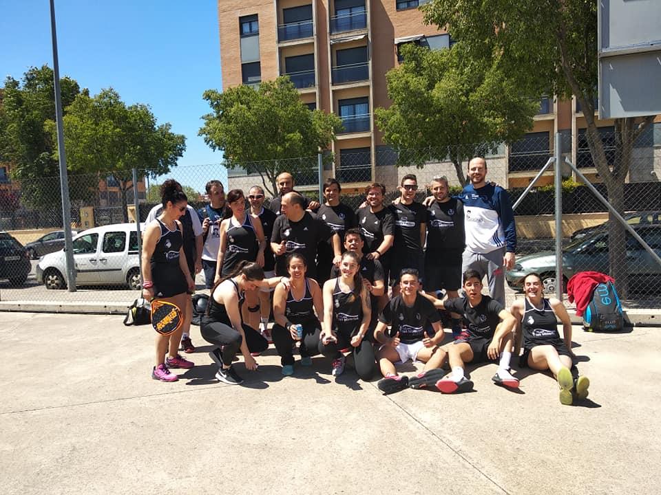 2ª prueba del I Circuito Head por Equipos en Ciudad Real