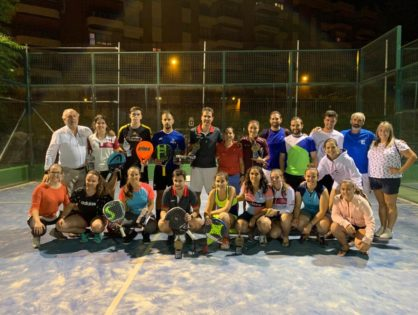 Campeonato Autonómico de Pádel por Parejas Categoría Absoluta 2019