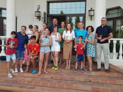 Finalizaron La Liga de Pádel y el Torneo San Juan en el Club de Tenis y Pádel Albacete