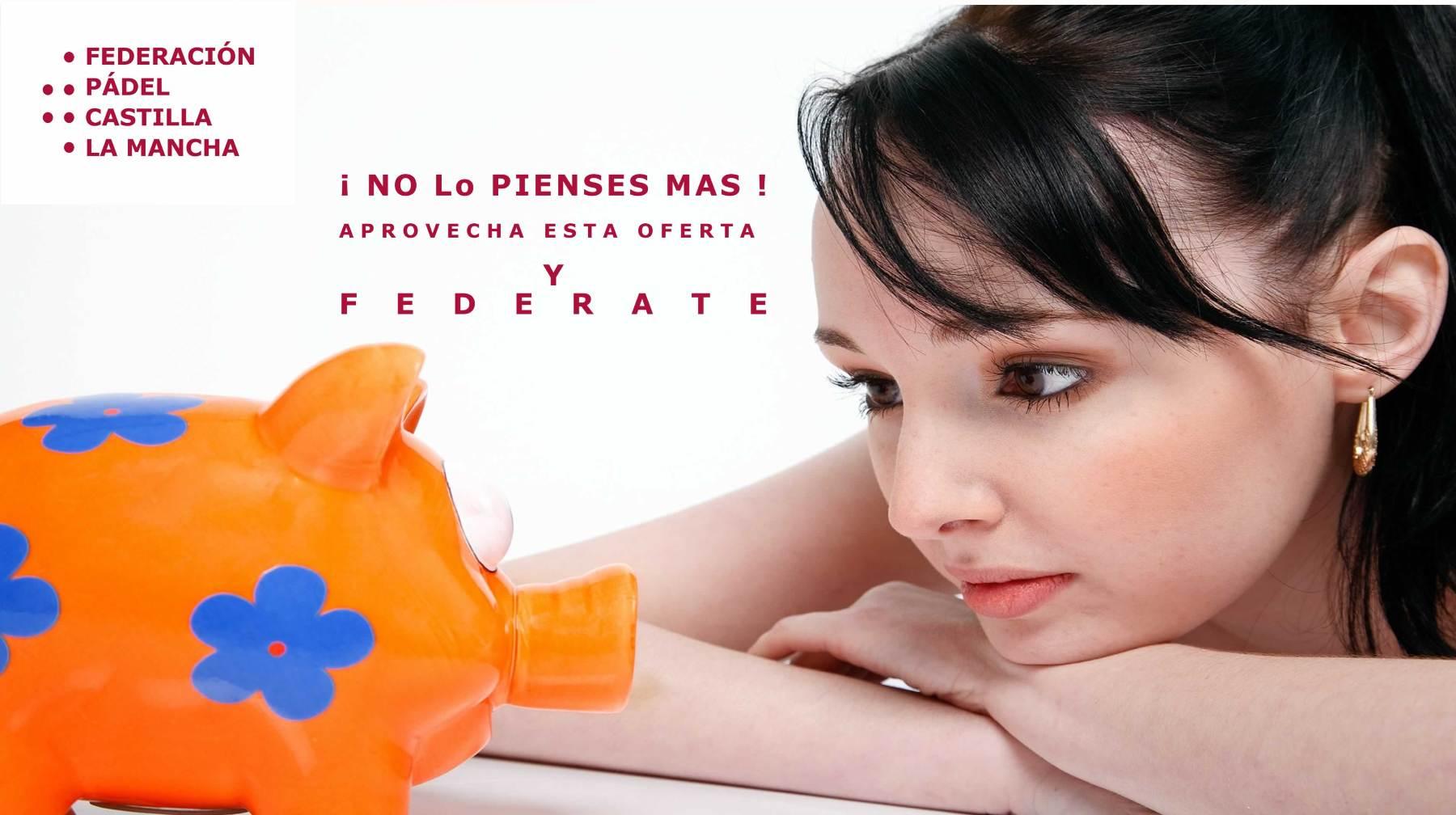 Importante descuento en la licencia federativa de la FPCLM. ¿A que esperas? ¡¡¡ FEDERATE !!!