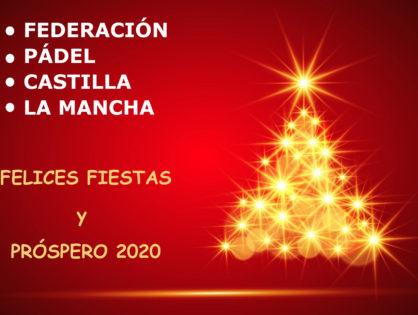 ¡Felices Fiestas y Próspero Año Nuevo!