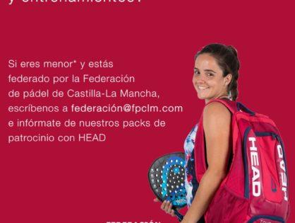 La FPC-LM y HEAD quieren premiar a los mejores jugadores de las Federación