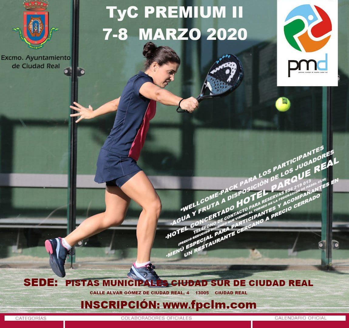 Torneo Territorial Clasificatorio para el TyC Premium II