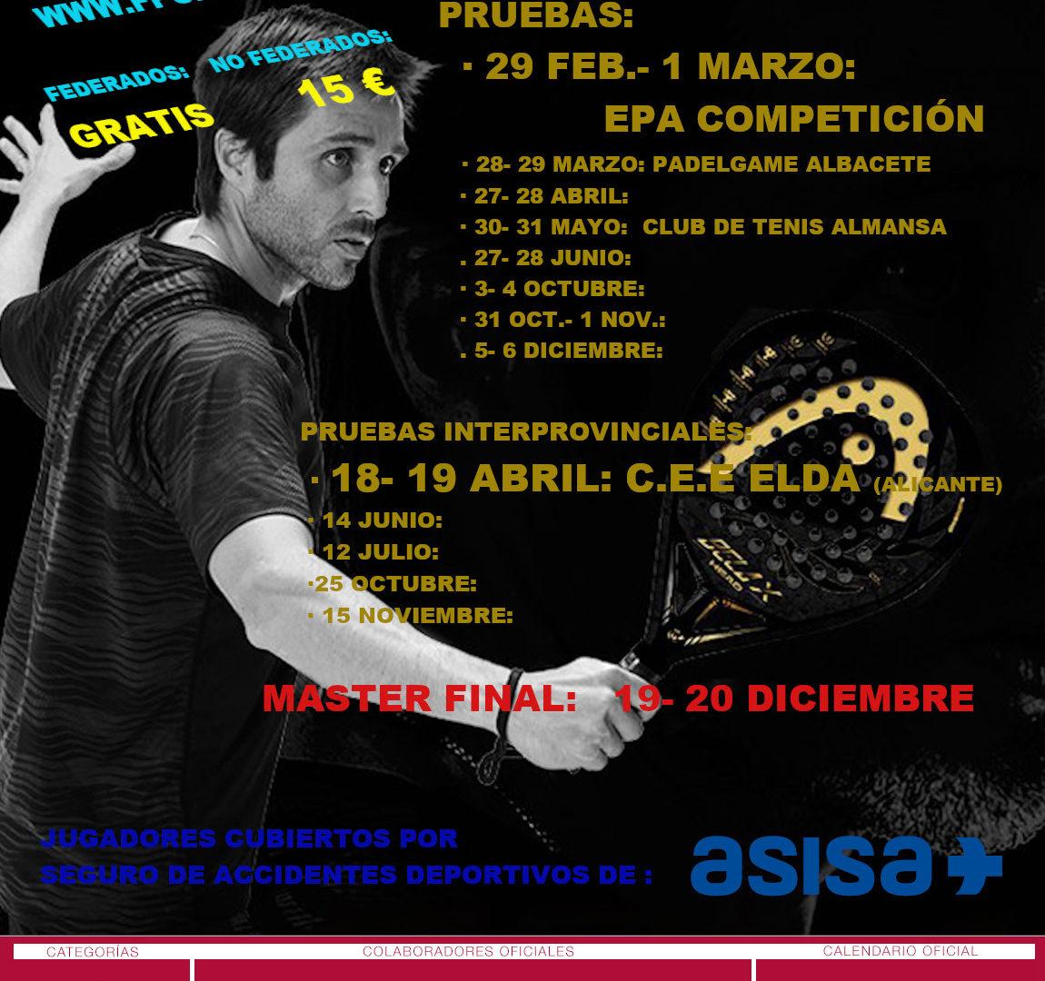 Torneo de menores provincial de Albacete
