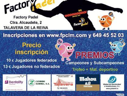 Torneo Provincial de Menores de Toledo